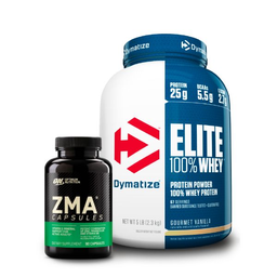 Elite Whey Pack Proteína + Zma