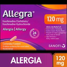 Allegra (120 mg)
