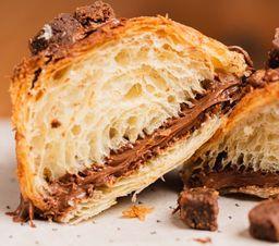 Croissant de Fudge Casero