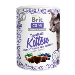 Brit Snack Libre de Granos Kitten 100 Gramos