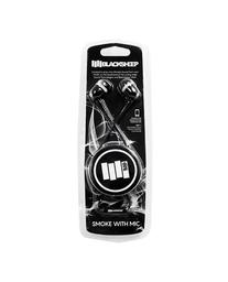 Blacksheep Kit Audífonos Smoke Mic Black + Mochila Blue
