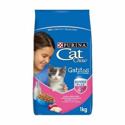Cat Chow Alimento Para Gato Pequeño 1 Kg