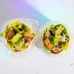 Wrap Pollo Cesar