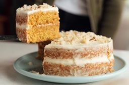 Carrot Cake Molde Chico