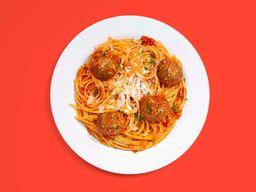 Kid Menú - Spaghetti