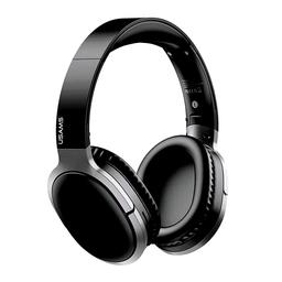 Usams Audífonos Con Diadema Bluetooth Cancelacion Sonido Negro