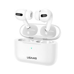 Usams Audífonos Tws Bluetooth Bt 5.0 Blanco ys