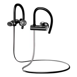 Usams Audífonos Deportivo Bluetooth Negro Con Gris S4