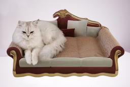 Cat-oh Rascador Sillón Elegante Para Gatos King Size