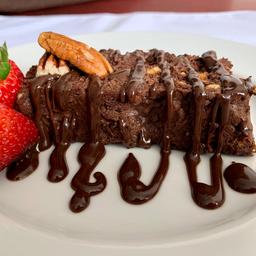 Turrón de Chocolate Helado