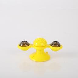 Simva Pet Shop Juguete Giratorio Con Chupón Para Gatitos
