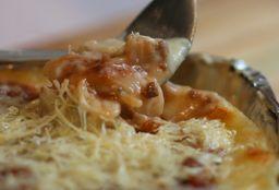 Lasagna de Carne Familiar