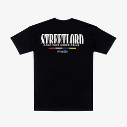 Undergold Camiseta Black Streetiord T - Shirt