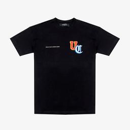 Undergold Camiseta Basic Black Streetlord T- Shirt