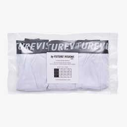 Future Visions Pack Boxers Largo White