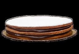 Alfajor Chocolate Mediano Redondo