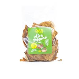 Dar Pita Chips Integrales Ajo-Orégano