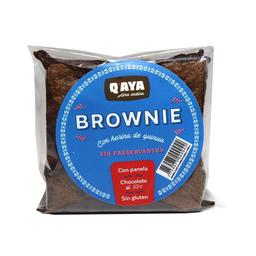Qaya Brownie de Quinua Con Panela