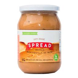 Spread Mantequilla de Maní