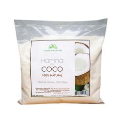 Frutos Y Procesos Harina de Coco