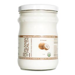 Peruvian Health Aceite de Coco