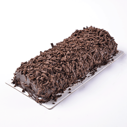 Enrollado de Lúcuma con Chocolate