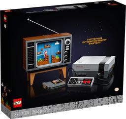 Lego Set de Construcción Nintendo Entertainment System