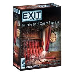 Devir Juego de Mesa Exit Muerte en el Orient Express