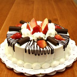 Torta Selva Negra Entera