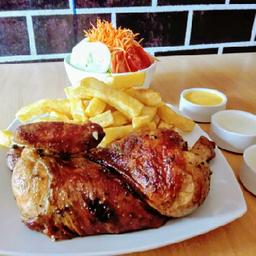 ½ Pollo a la Brasa