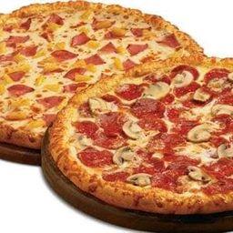 2 Pizzas Grandes Promo