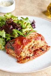 Lasagna de Berenjena a la Parmesana