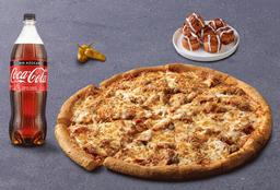 Combo Pizza y Adicionales