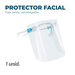 Protector Facial Tipo Lente