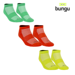 Bungu Talonera Verde, Roja y Amarillo Lión