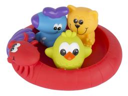 Playgro Juguete Amigos de Baño Splash And Float Sellados