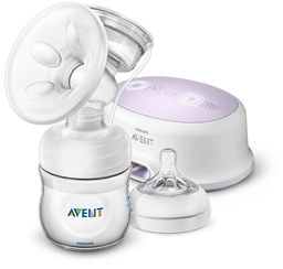 Philips Avent Extractor Electrico Natural Simple Scf332/31