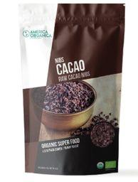 América Orgánica Nibs Cacao