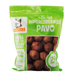 Rambala Alimento Para Perro Albóndigas de Pavo 800 g