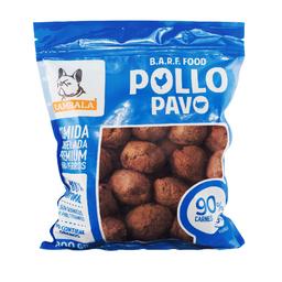 Rambala Alimento Para Perro Albóndigas de Pollo y Pavo 800 g