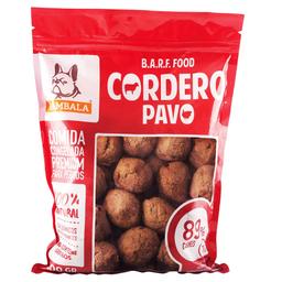 Rambala Alimento Para Perro Albóndigas de Cordero y Pavo 800 g