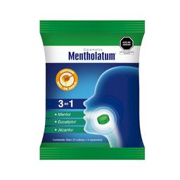 Mentholatum Caramelo
