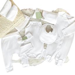 Mellow The Baby Brand Set Bebé Con Canasta