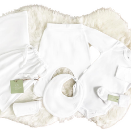 Mellow The Baby Brand Set White Collection