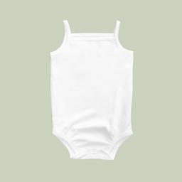 Mellow The Baby Brand Body Tiritas de Bebé Blanco