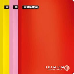 Standford Cuaderno Standford Cosido Rayado 92 Hojas 24694