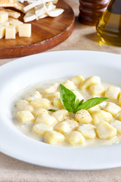 Pasta Gnocchi Cuatro Quesos