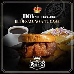 Promo Rey Chicharrón, Tamal y Café