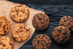 Mix Chocolate Chip Cookies