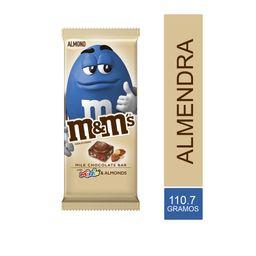 M&Ms Minis Tableta Almond 110.7 Gr
